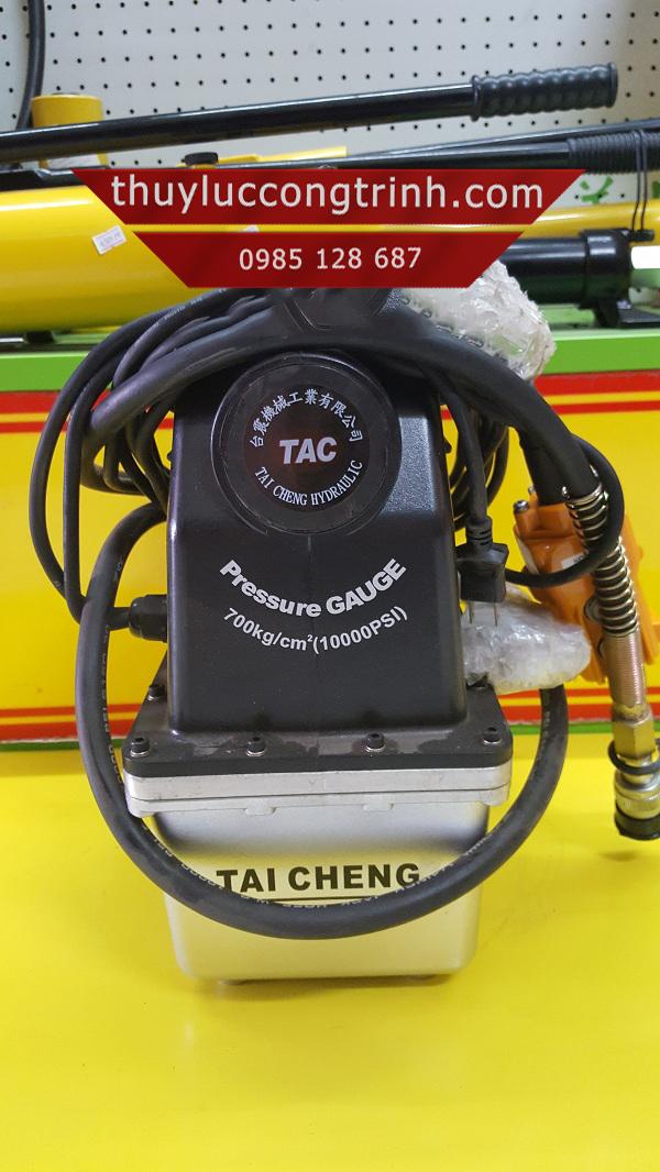 Máy bơm điện thủy lực Taicheng CTE-25AS